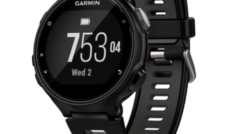 Garmin - Forerunner 735XT - Sort