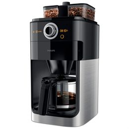 Philips kaffemaskine - Grind & Brew - HD7769/00