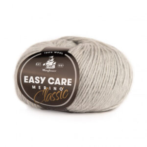 Mayflower Easy Care Classic Garn Unicolor 204 Cool Grey