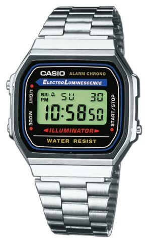 Casio Classic Retro A168WA-1YES