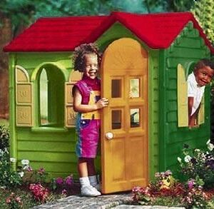 Legehus Country Evergreen - Little Tikes Legehuse 440s