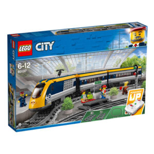 LEGO City Passagertog