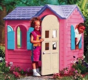 Legehus Country Pink - Little Tikes Legehuse 440r