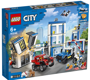 Politistation - 60246 - LEGO City