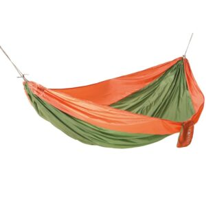 Exped - Travel Hammock Duo Grøn / Orange
