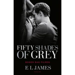 Fifty shades 1 - Fifty shades of Grey - Filmudgave - Paperback