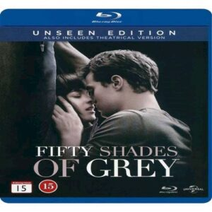 Fifty Shades of Grey Unseen Edition, Blu-ray